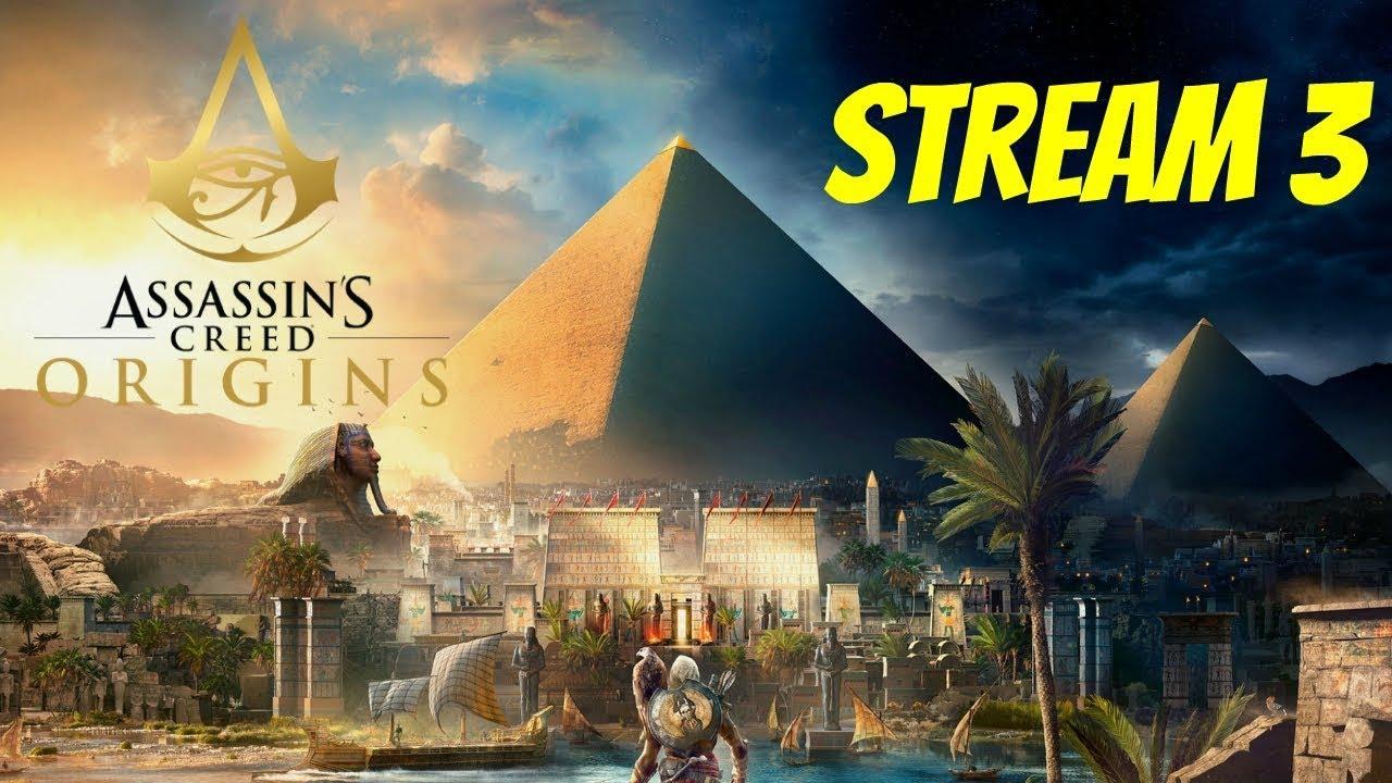 Assassin'S Creed Stream