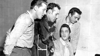 "Million Dollar Quartet  - ""Softly & Tenderly"""