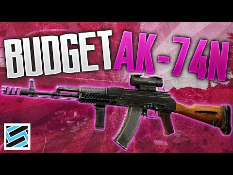 Budget AK-74 Build for 0 12 - Escape from Tarkov - YouTube