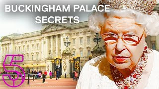 Does The Queen Like Buckingham Palace? | The Secrets Of The Royal Palaces | Channel 5 #RoyalFamily