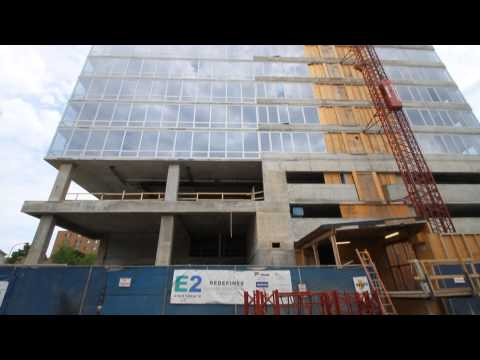E2 Apartment Tops Off
