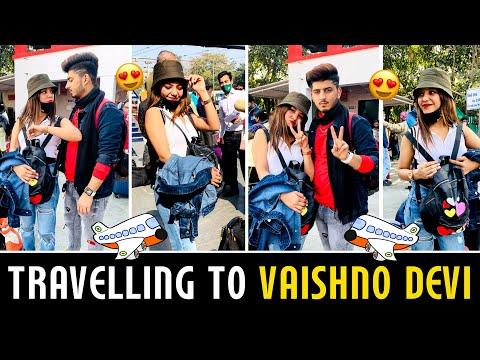 Download Saare Bolo Jai Mata Di 🙏🏼 | Vaishno Devi Mata Travelling Vlog | Vihaak | Vm Vlogs | Trip | Fun