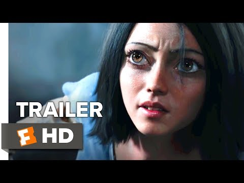Alita: Battle Angel Trailer #2 (2019) | Movieclips Trailers
