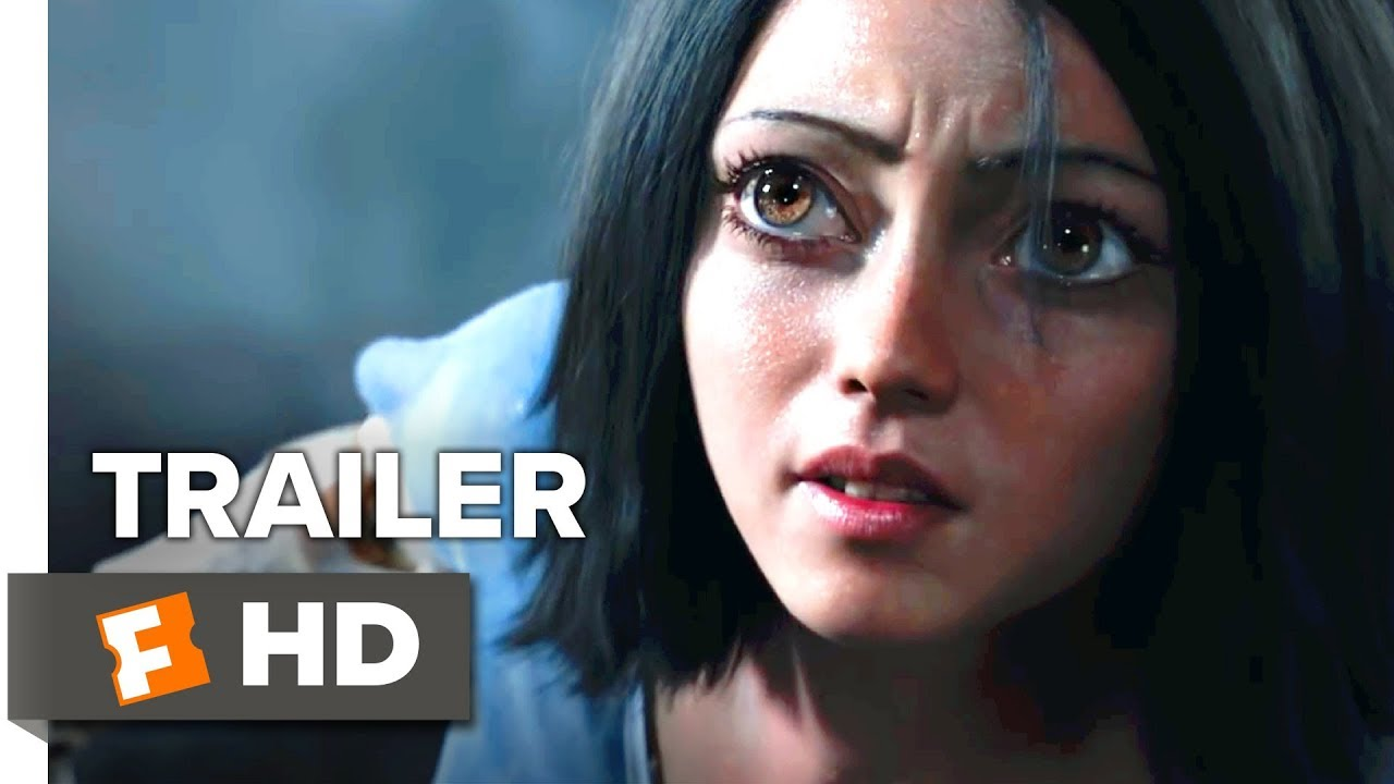 Alita: Battle Angel Trailer #2 (2018) | Movieclips Trailers