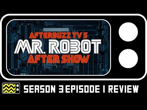 Mr. Robot Season 3 Episode 1 Review & Reaction | AfterBuzz TV
