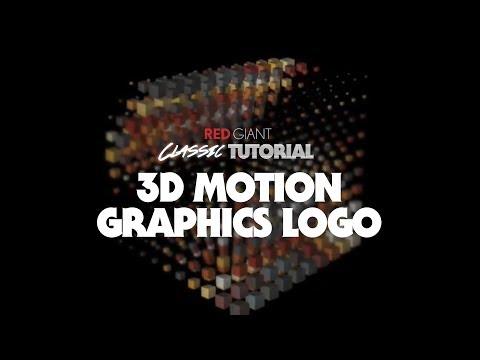 Classic Tutorial | 3D Motion Graphics Logo