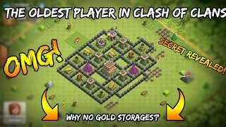 🔥DO YOU KNOW WHO IS THE FIRST PLAYER OF CLASH OF CLANS?? AND SECRETS BEHIND IT!! CHIEF ZIVOX CZ 🔥