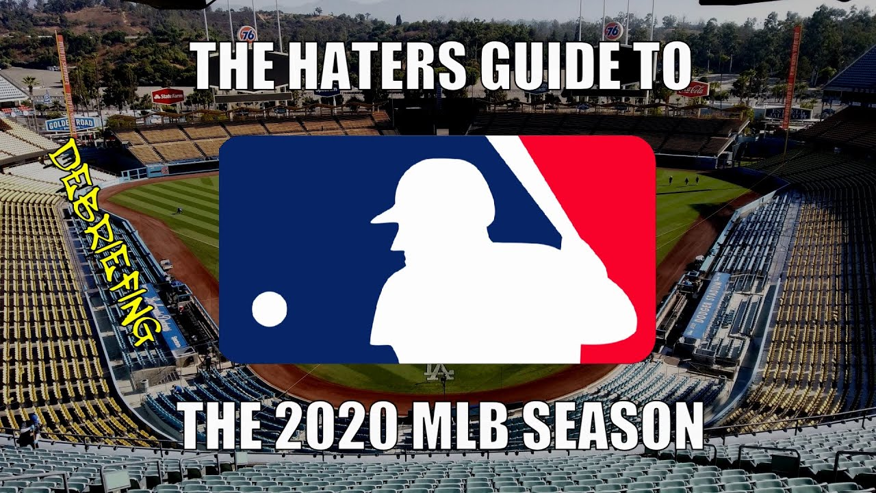 The Haters Guide to the 2020 MLB Season: Debriefing