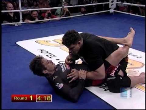 "Renato ""Babalu"" Sobral vs Frank Mir (submission wrestling)"