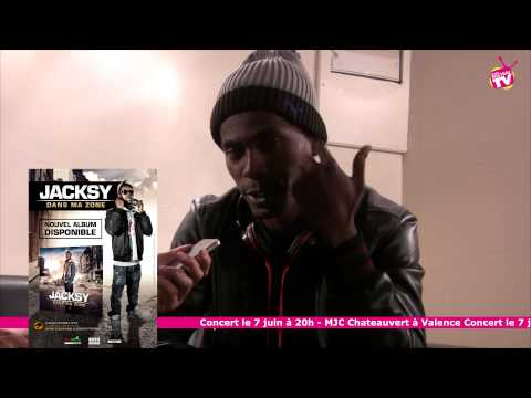 Interview de l'artiste RAP REGGAE JACKSY