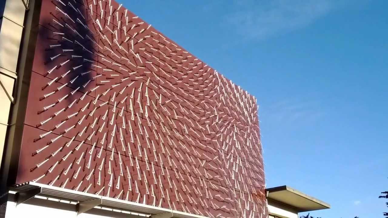 Kinetic Facade Architecture