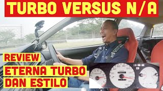 Turbo vs N/A. Mana Yang Terasyik? | VLOG #66