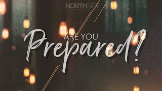 Are You Prepared?: Aaron Johnson