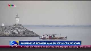 Stronger Actions Against Illegal Fishing Vessels
