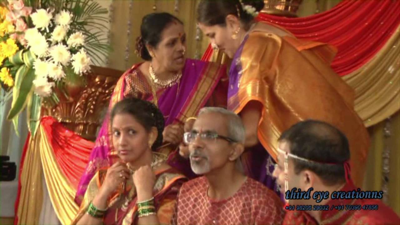 Marathi Brahmin - Wedding Highlights