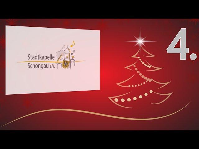 Videokonzert zum 4. Advent von der Stadtkapelle Schongau