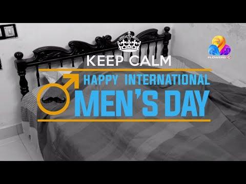 Happy Mens Day | Promo | Flowers