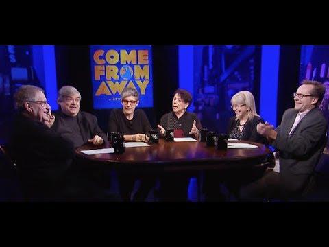 Spring Season Critics, part 2 & Joel Grey