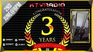 DJ TINY T KTV RADIO 3 YEAR ANNIVERSARY LIVESTREAM