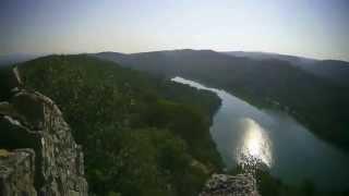 Sur les hauteurs du Lac de Carcès