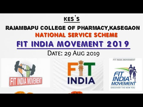 FIT INDIA MOVEMENT |RCP, KASEGAON | NATIONAL SPORT DAY| (Part-1)#FitIndiaMovement #NationalSportDay