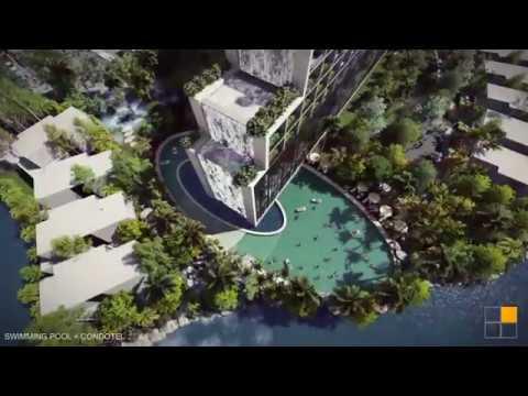 Biệt Thự Villa, Condotel Dự Án Osho Hồ Tràm Resort Long Hải Vũng Tàu