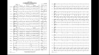 Music from Carmina Burana by Carl Orff/arr. Jay Bocook