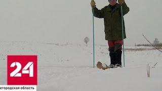 Отрезанные от мира: деревня Медвежий Лог каждую зиму превращается в медвежий угол - Россия 24