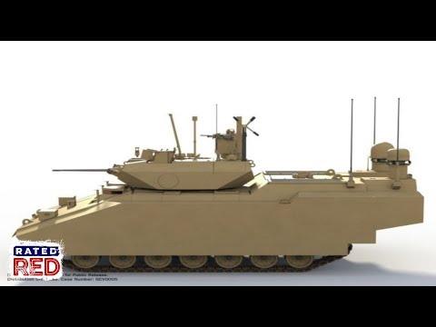Army Develops New Combat Vehicle