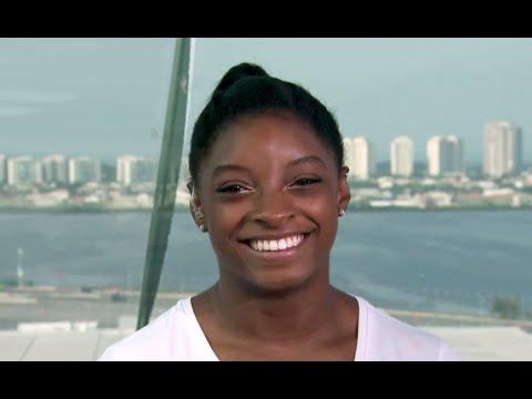 Olympics | Simone Biles Interview on Rio Olympics