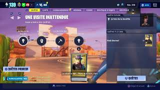 [FR ps4] FORTNITE SAUVER THE WORLD WITH THE #LDTF