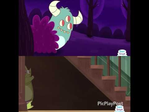 Go Away Comparison #1 (Scary Monster vs. Spooky Goblin)