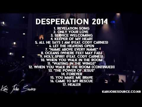 Kari Jobe - Desperation Conference 2014 [Interactive Video]