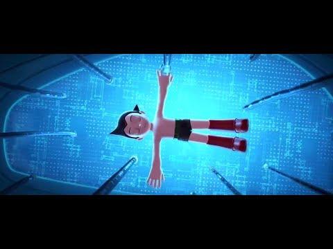 Most creative movie scenes from Astro Boy (2009)