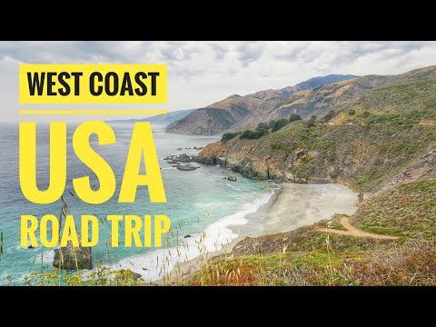 Our Amazing West Coast USA Road Trip 2015 - Follow us