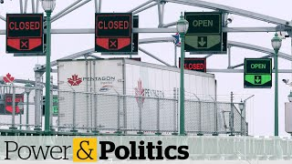 Ban on non-essential travel across Canada–U.S. border comes into effect  | Power & Politics