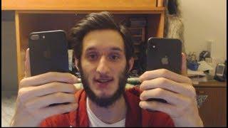 Recensione iPhone X dopo 1 mese di utilizzo e confronto con 7 Plus - @CristianCaim