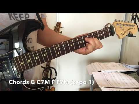 All Night Long - Lionel Ritchie - - Guitar Chords