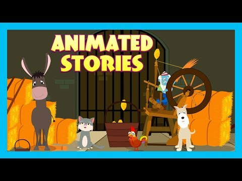 ANIMATED STORIES | MORAL STORIES FOR KIDS |  TRADITIONAL STORY | KIDS STORIES | T-SERIES