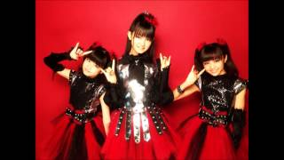 Iine of BABYMETAL The pictures and the song are of BABYMETAL.