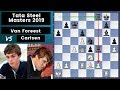 Black Magic - Van Foreest vs Carlsen | Tata Steel 2019 Rd 5