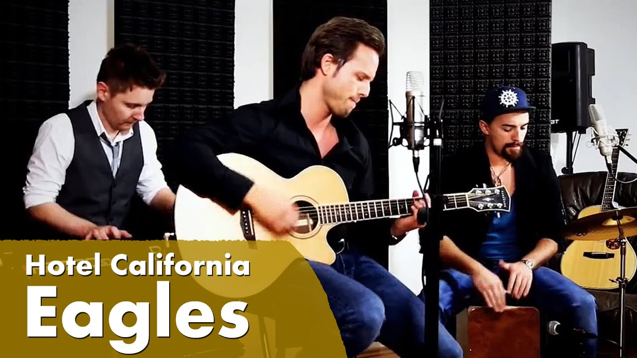 the eagles hotel california acoustic cover by junik hq 2014 youtube. Black Bedroom Furniture Sets. Home Design Ideas