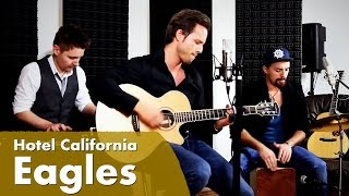 Download The Eagles - Hotel California (Acoustic Cover by Junik) MP3 song and Music Video
