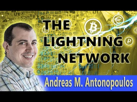 The Bitcoin Lightning Network Questions - Andreas M. Antonopoulos