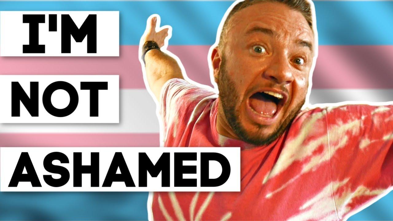 Видео мужчина и транс