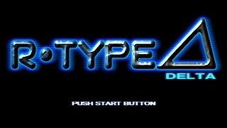 PSX R Type Delta