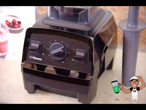 Vitamix Explorian E310 Review! Vitamix 101 how to make Peanut Butter