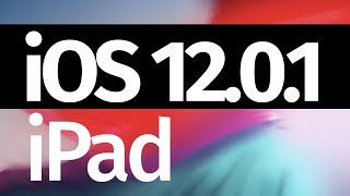 How to Update to iOS 12.0.1 - iPad mini, iPad Air, iPad Pro, iPad