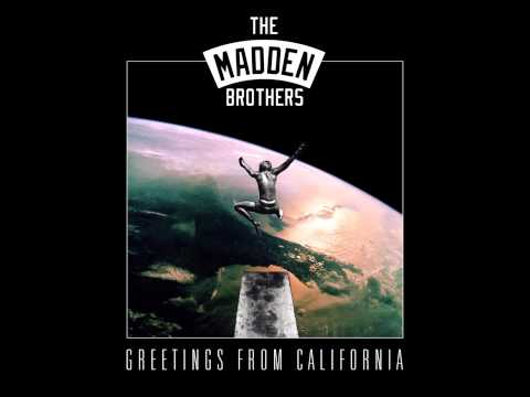 Greetings from Califonia - The Madden Brothers (Full Album / Álbum Completo)  [2014]