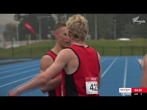 Jennian Homes NZ Track and Field Champs 2019